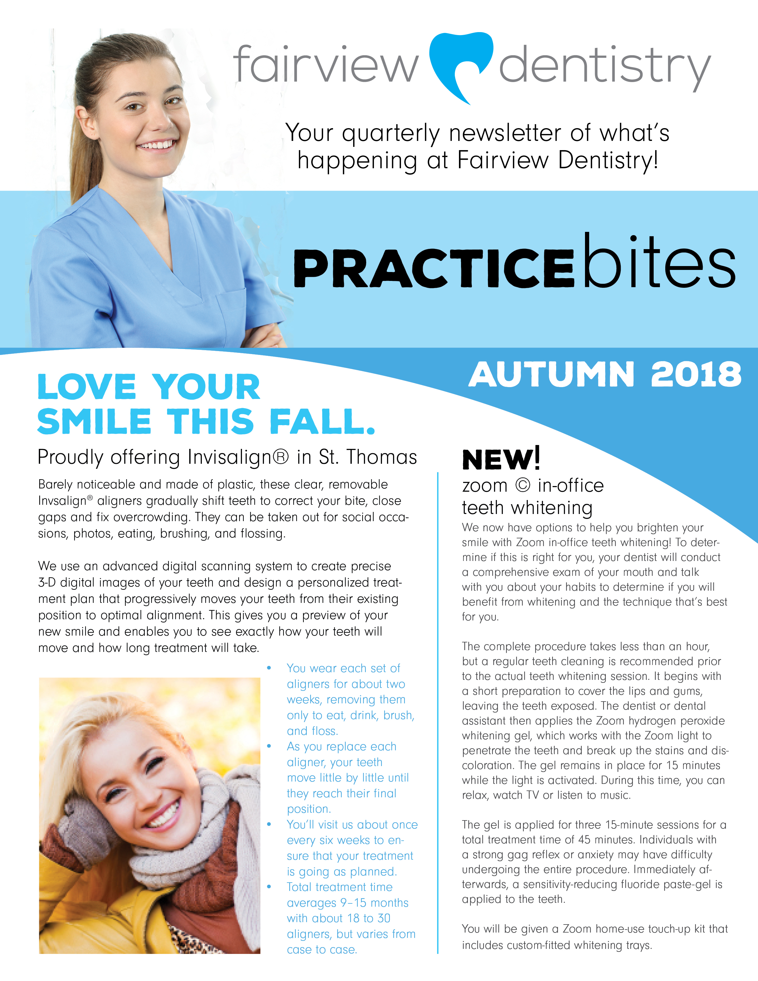 practice bites autumn newsletter seo title tag